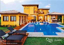 Casas De Alto Padrão Em Costa De Sauípe 3