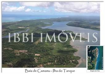 Terreno Beira-mar com 15 Hectares