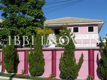House with distinctive finish Vilas do Atlantico