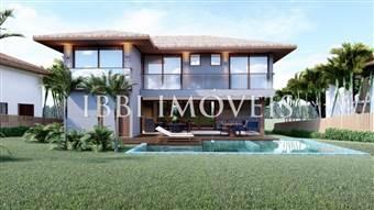 Casa Em Construção Em Condomínio