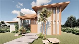 Casa Em Construção Em Condomínio Novo 2