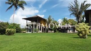 Propriedade Com Três Casas Vista Mar 4