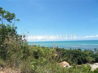 Land Overlooking The Sea In Arraial Central D'Ajuda